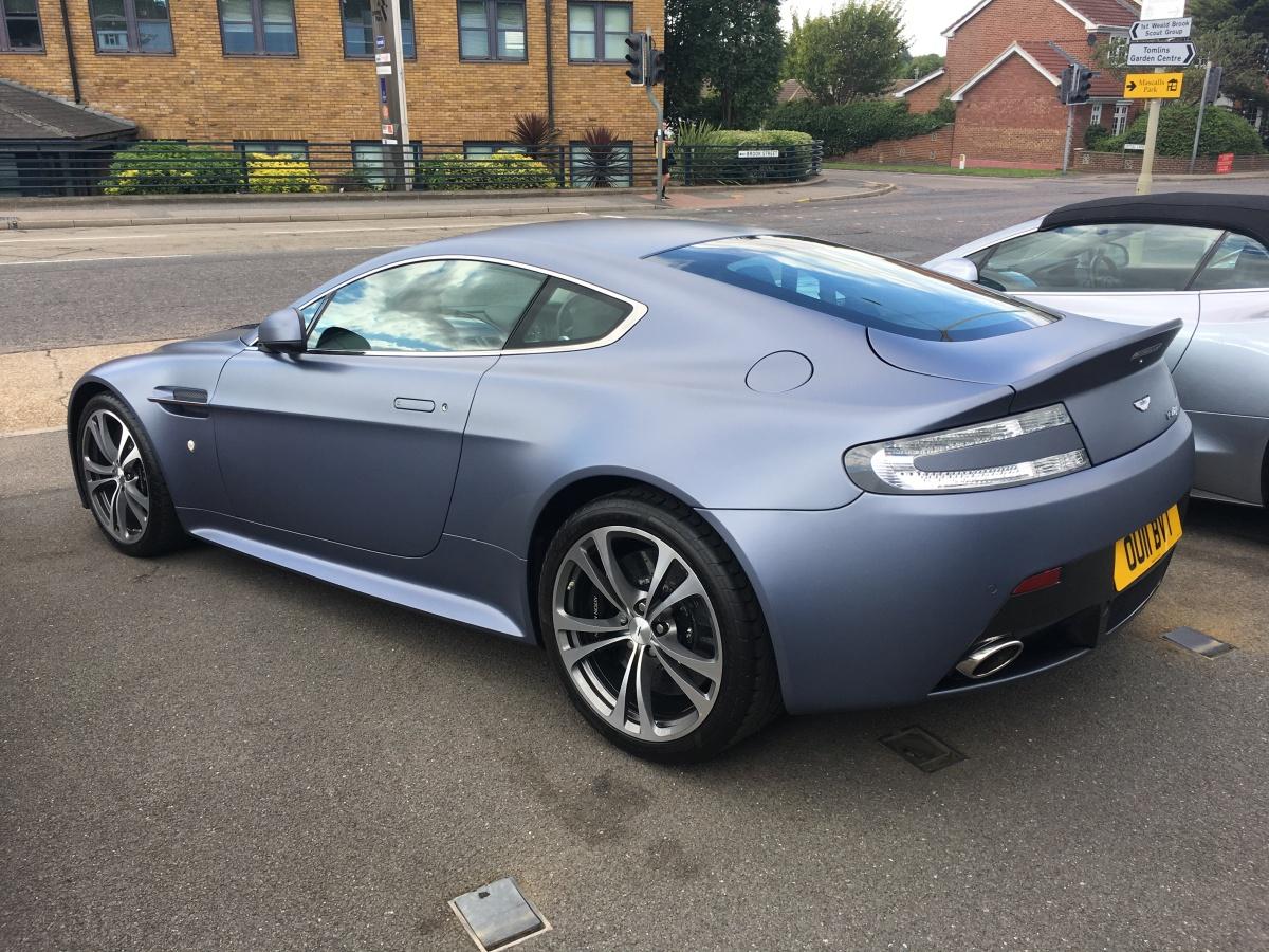 Dealer Spot: Grange AstonMartin